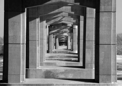 UNDER THE BRIDGE by Denise Romersberger 29